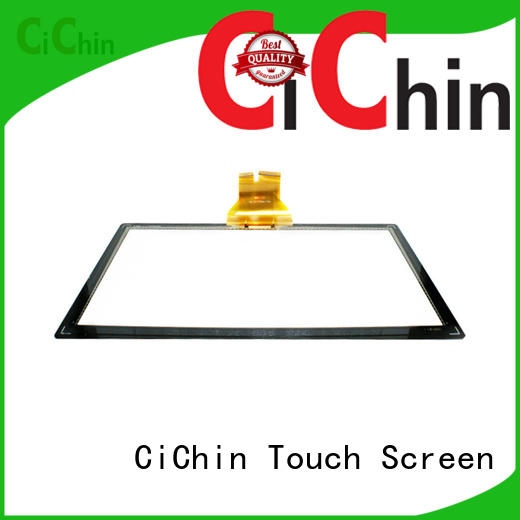 CiChin pcap touch overlay with good price for kiosk