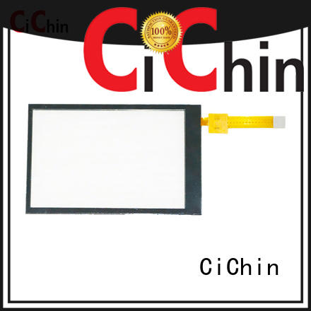 CiChin high quality capacitive touch panel with good price for transportation