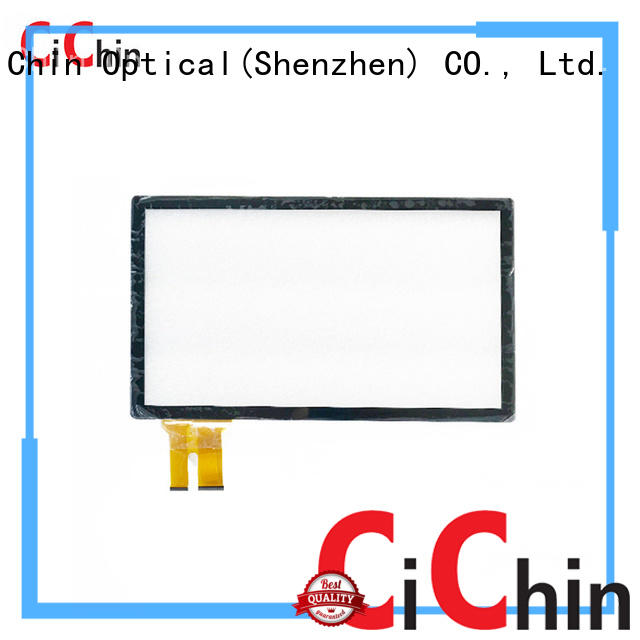 CiChin popular capacitive touch panel with good price used in robotics industry