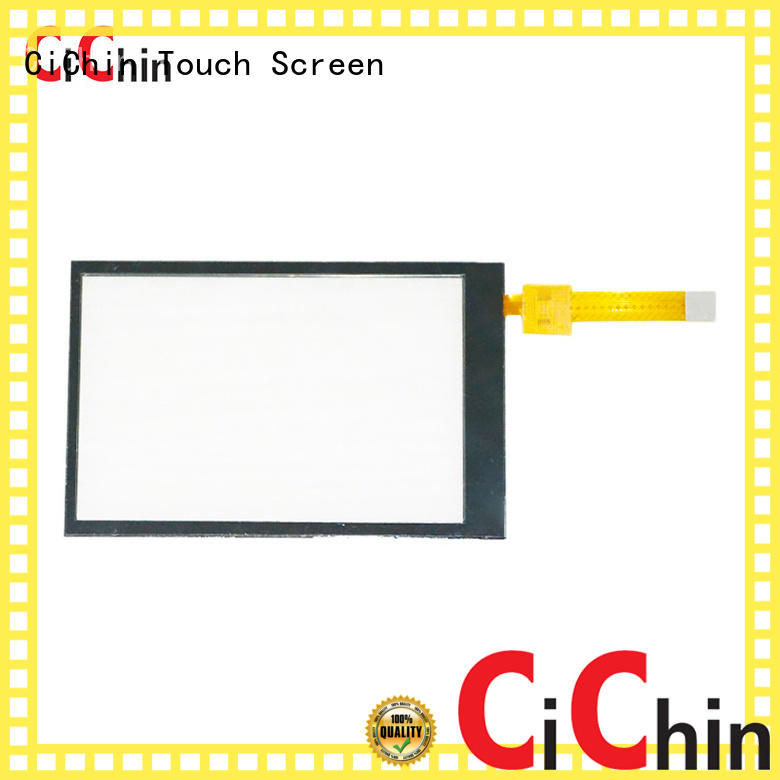 CiChin cheap capacitive touch screen kit manufacturer used in robotics industry