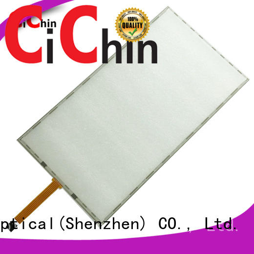 CiChin resistive touch sensor manufacturer for safety and security lines